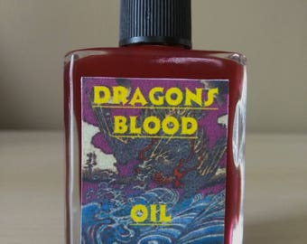Dragons Blood Oil