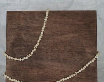 White Acai Necklace
