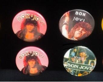 Bon Jovi Pins