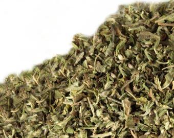 Damiana Leaf | 1/4 lb. Bulk | Old Woman's Broom | Love Herb | Mexican Damiana | from the Tiny House Farm