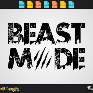 the beast mode split pdf