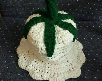 Speh Crochet Infant Bell Flower Hat