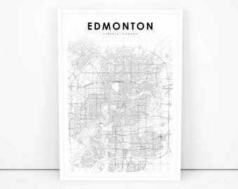 edmonton print etsy