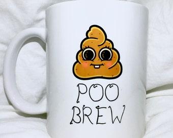 Poo Brew Mug