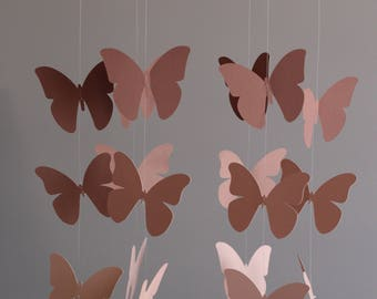 Butterfly Mobile
