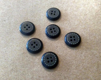 11th Doctor 50th Anniversary Waistcoat Buttons