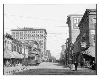 Birmingham, Alabama  1906
