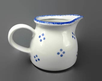 Milk Can | ANNABURG Porcelain | United States | Vintage