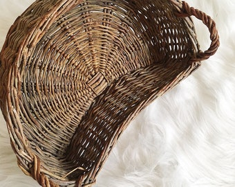 Gathering Basket w/ Handles