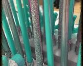 Metallic & Glitter Taper ...