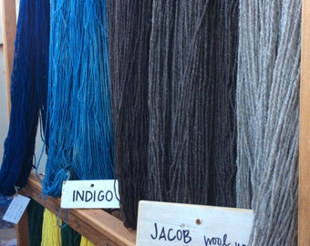 WOOL LOVERS DELIGHT: pick three skeins