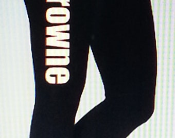 MonogrammedLleggings