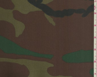 """60"""" Camo Print-15 Yards Wholesale By the Bolt (FP0612)"""