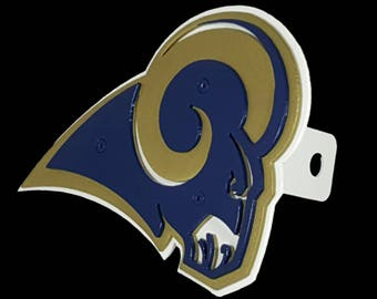 Los Angeles Rams Custom Hitch Cover