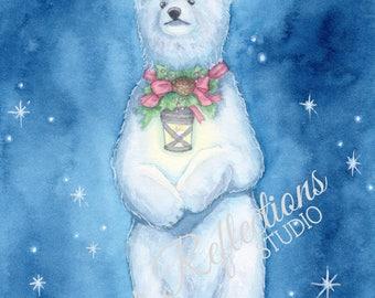 Christmas Bear - Giftcard