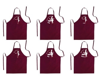 Apron cooking / BBQ personalised