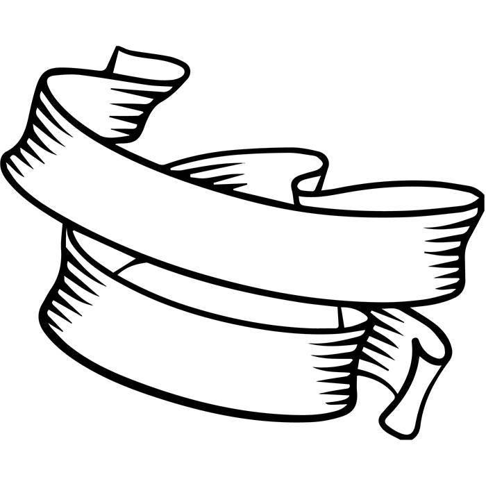 Banner #67 Vintage Ribbon Logo Label Sticker Emblem Scroll ...