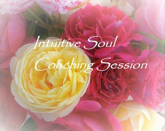 Intuitive Soul Coaching Session