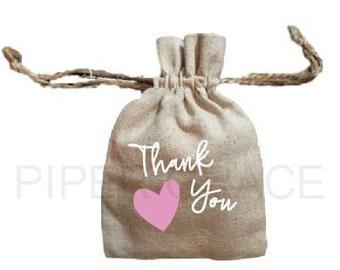 Linen Pouch, Linen Favor Bag, Wedding Favor Ideas, Wedding Favor Bag, Wedding Favors,  Wedding Reception Ideas