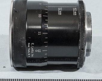 Vintage Leica Leitz Focus Mount Helicoid Macro Tube Screw Mount Thread Mount