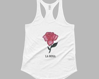 La Rosa Women's Loteria Tank Top