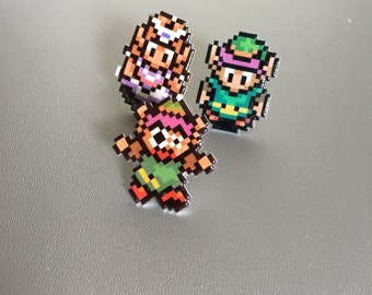 Link to the Past pin (choose a character - Zelda, Link, Falling Link)