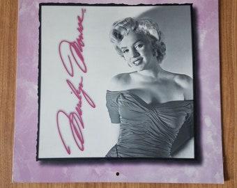 "Marilyn Monroe Hallmark Cards 1998 Calendar With Beautiful Photos. Very Nice ""Best Offers"""