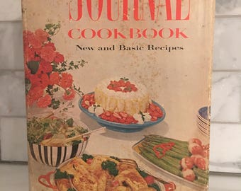 Ladies Home Journal Cookbook 1960 ed. with Dust Jacket