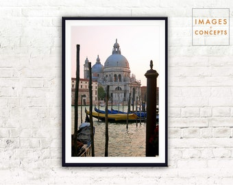 Italy Wall Art - Venice Print - Digital Photography - Italian Decor - Poster Instant Download - Modern Instant Print - Italian Photography