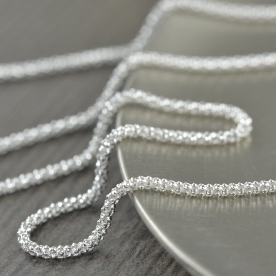 chain inches snake sterling chains com italian silver round products