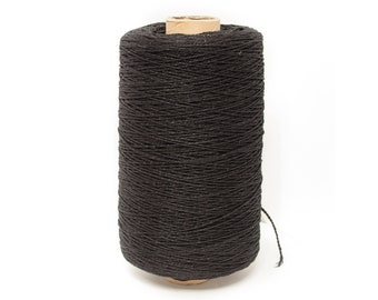Bakers Twine , Cotton Bakers Twine, BlueTwine, Black Twine, Gift Packing Twine Crafting, roll candy stripe, Natural twine by EcoGG