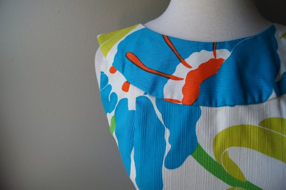 Dress Vintage Matching SHAHEEN Couples Hawaii Maxi Couples Hawaiian Retro Men Mad Hawaiian Medium Mod Shirt Luau Costume 60's Couple ALFRED rIq4rCw0