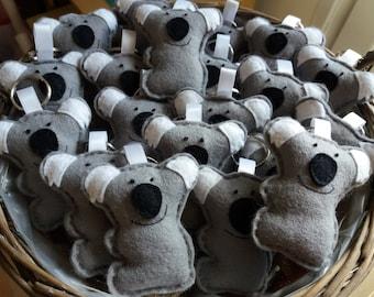 Koala Keyring,