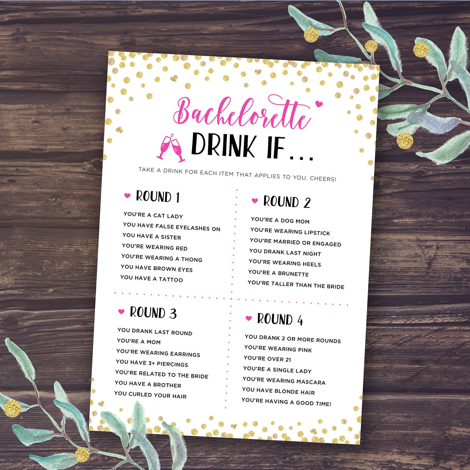 It's just an image of Handy Printable Bachelorette Games