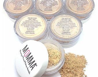 MOMMA Matte Mineral Foundation SPF 20+ Vegan Chemical Free