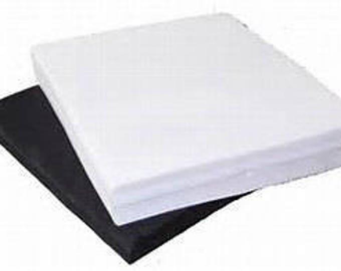 """14"""" x 16"""" / 50pk White Test Squares (Pellon)"""