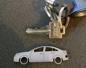 Chevrolet Chevy Cruze Keychains