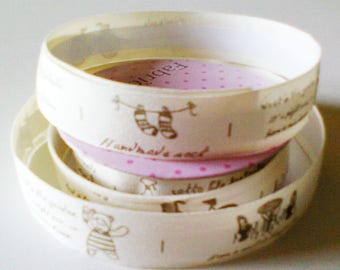 cotton tape Ribbon: zatta fantastic life.