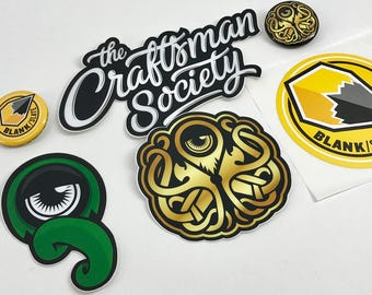 Sticker / Button Pack
