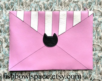 Bee and Puppycat envelope bag (pouch clutch cosplay costume)