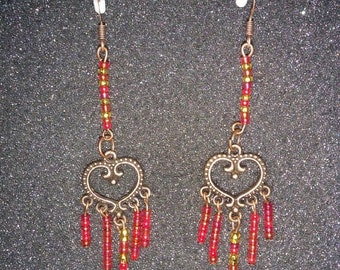 Hearts on Fire Earrings