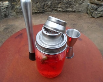The Moonshine Elixer Mixer