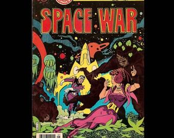 Space War Vol. 2 No. 29 - Charlton Comic Book c. May 1978