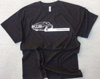 Old School Toyota Celica GT T-shirt