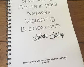 Sponsoring Online in your Network Marketing business