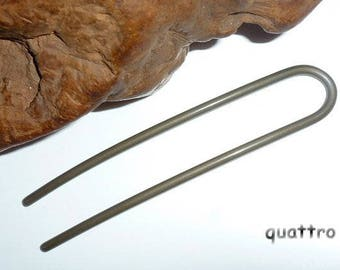 Hair Fork by Quattro - StarLites Charcoal Matte BETA