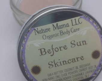 Before Sun Skincare