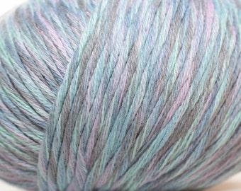 Classic Elite Sandpiper, color 1931, lot 9162     Teal, pink gray