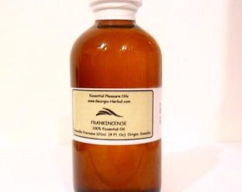Frankincense Essential Oil  100% Essential Oil    Boswellia Serrata   U Pick Size   Original Source  From Somalia