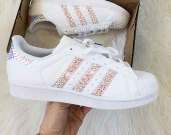 adidas superstar rose light